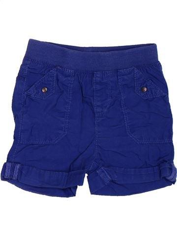 Short - Bermuda garçon KIABI bleu 12 mois été #1500907_1