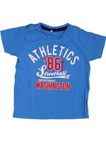 Camiseta de manga corta niño NAME IT azul 12 meses verano #1501069_1