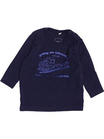 Camiseta de manga larga niño NAME IT azul 1 mes invierno #1501116_1