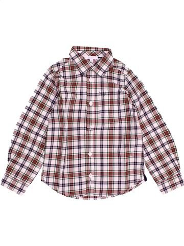 Camisa de manga larga niño JACADI violeta 6 años invierno #1501201_1