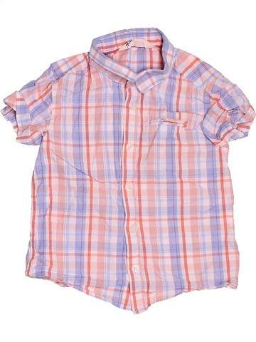 Blusa de manga corta niña H&M rosa 3 años verano #1501387_1
