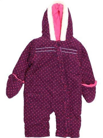Mono-polar niña TU violeta 9 meses invierno #1501424_1