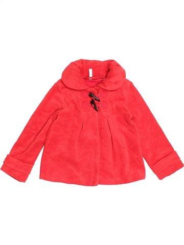 Abrigo niña NEXT rojo 6 años invierno #1501468_1