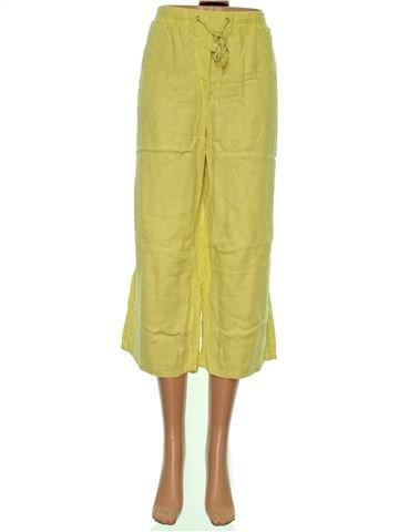 Pantalón crop mujer M&S 46 (XL - T3) verano #1501606_1