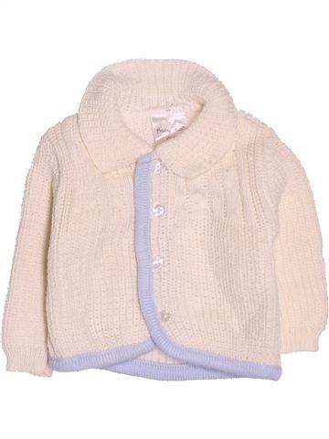 Chaleco niño BABY TOWM rosa 3 meses invierno #1501735_1