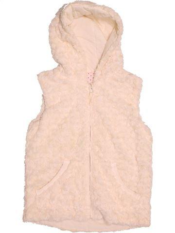 Veste fille NUTMEG beige 11 ans hiver #1501770_1