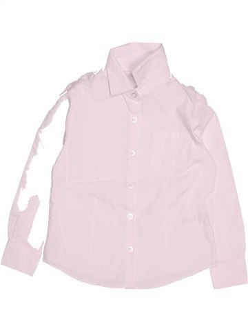 Camisa de manga larga niño GEORGE rosa 5 años invierno #1501813_1
