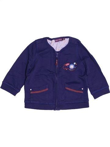 Sudadera niño SERGENT MAJOR azul 9 meses invierno #1502695_1