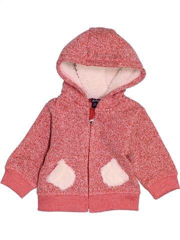 Chaleco niño KIABI rosa 3 meses invierno #1502905_1