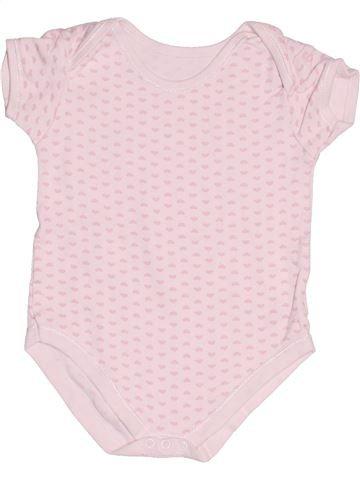 Camiseta de manga corta niña GEORGE rosa 2 años verano #1502930_1