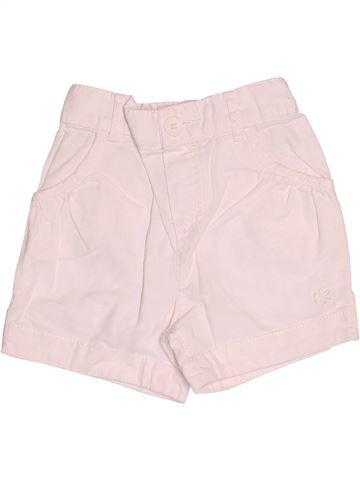 Short-Bermudas niña CHEROKEE rosa 2 años verano #1503045_1