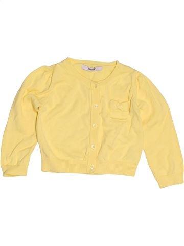 Chaleco niño GEORGE amarillo 2 años invierno #1503213_1