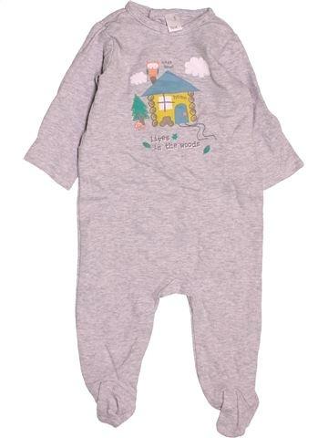 Pyjama 1 pièce garçon TEX rose 6 mois été #1503238_1