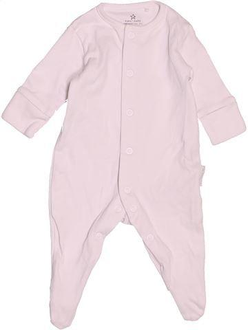 Pijama de 1 pieza unisex NEXT rosa 1 mes verano #1503428_1