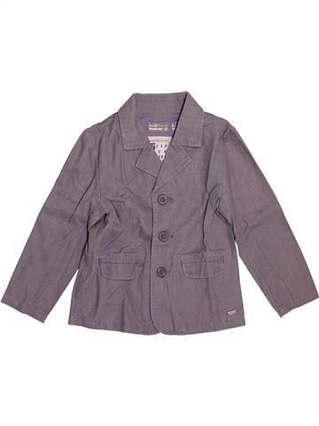Veste garçon ORCHESTRA violet 3 ans été #1503766_1