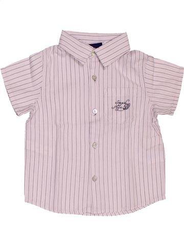 Camisa de manga corta niño SERGENT MAJOR blanco 6 meses verano #1503820_1