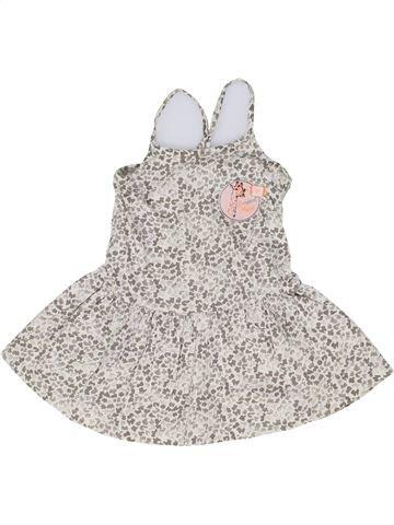 Vestido niña SERGENT MAJOR rosa 3 años verano #1504141_1