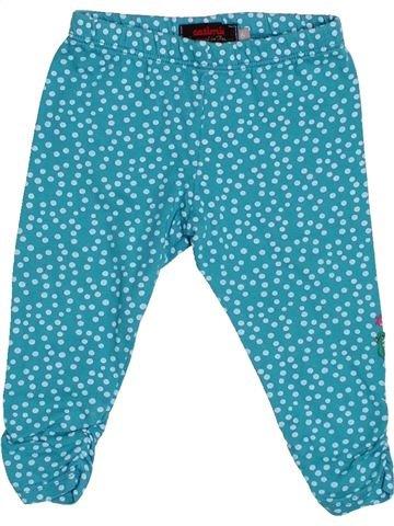 Legging fille CATIMINI bleu 6 mois hiver #1504368_1