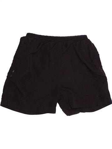 Short de sport garçon SLAZENGER noir 6 ans été #1504735_1