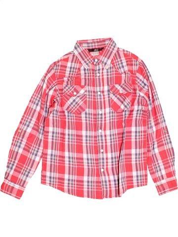 Blusa de manga larga niña LA REDOUTE CRÉATION rosa 11 años invierno #1505884_1