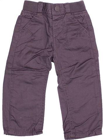 Pantalon garçon TAPE À L'OEIL gris 3 mois hiver #1505958_1