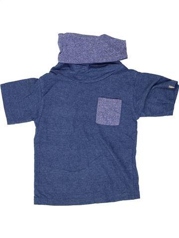 T-shirt manches courtes garçon PRIMARK bleu 4 ans été #1506572_1