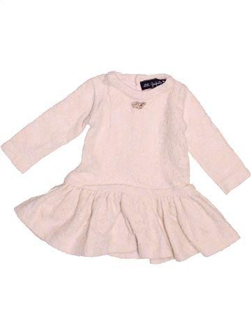 Vestido niña LILI GAUFRETTE rosa 12 meses invierno #1507024_1
