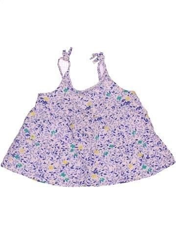 Blusa de manga corta niña LISA ROSE violeta 2 años verano #1507507_1