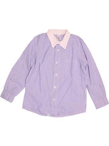 Chemise manches longues garçon ZARA gris 6 ans hiver #1507622_1