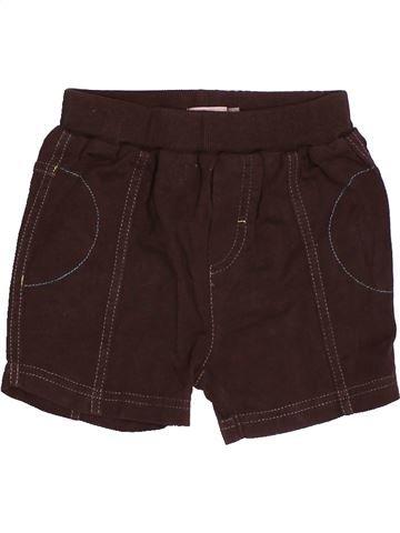 Short - Bermuda garçon CATIMINI marron 6 mois été #1507815_1