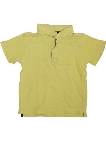 Polo manches courtes garçon C&A vert 4 ans été #1508716_1