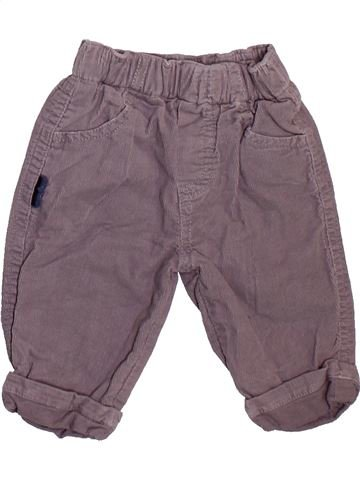 Pantalon garçon SUCRE D'ORGE violet 3 mois hiver #1508802_1