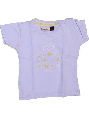 Camiseta de manga corta niño JEAN BOURGET gris 1 mes verano #1508915_1