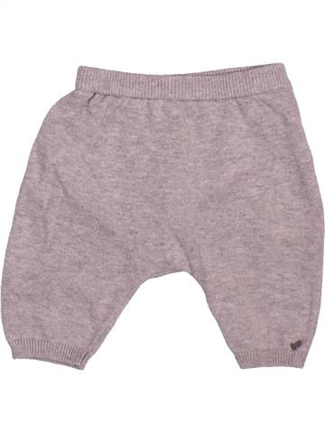 Pantalon garçon DPAM rose 1 mois hiver #1508939_1