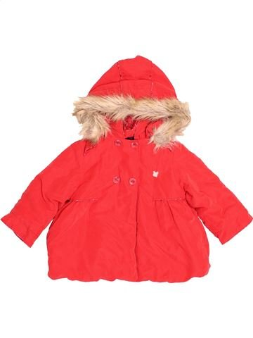 Manteau fille SERGENT MAJOR rouge 12 mois hiver #1509496_1