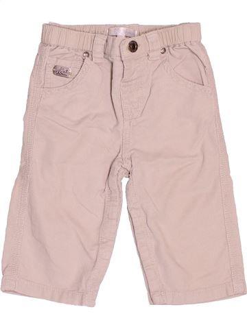 Pantalón niño KITCHOUN rosa 6 meses invierno #1509531_1