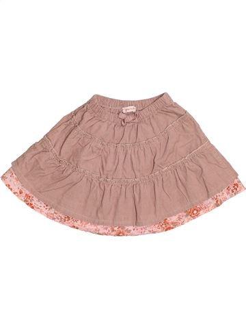 Falda niña GRAIN DE BLÉ rosa 12 meses invierno #1509633_1