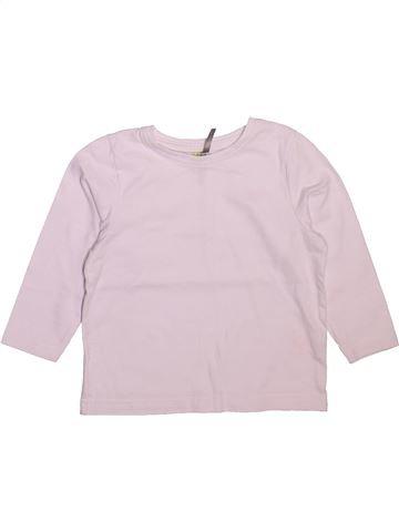 Camiseta de manga larga niño ORCHESTRA blanco 2 años invierno #1509729_1