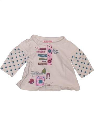 Camiseta de manga larga niña LA COMPAGNIE DES PETITS rosa 1 mes invierno #1509764_1