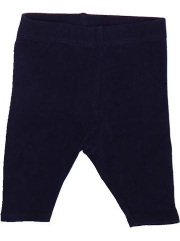 Legging niña VERTBAUDET negro 3 meses verano #1510114_1