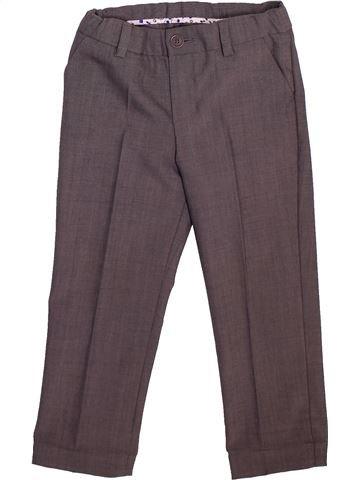 Pantalon garçon PAUL SMITH marron 3 ans hiver #1510181_1