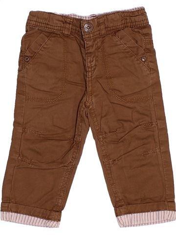Pantalón niño TAPE À L'OEIL marrón 6 meses invierno #1510519_1