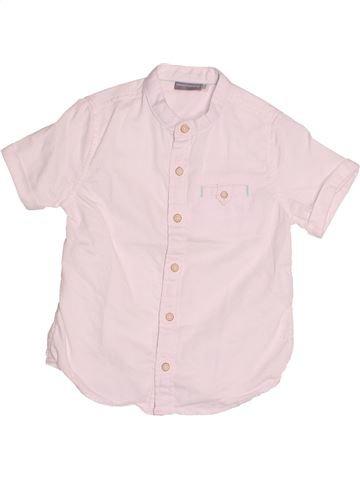 Camisa de manga corta niño SERGENT MAJOR rosa 4 años verano #1510644_1