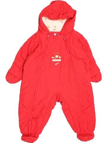 Mono-polar niño SERGENT MAJOR rojo 6 meses invierno #1511565_1