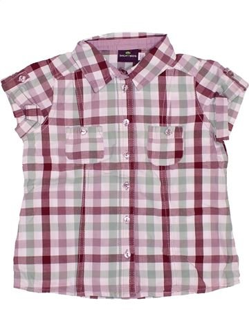 Blusa de manga corta niña SERGENT MAJOR gris 5 años verano #1511632_1