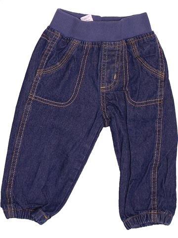 Tejano-Vaquero niño GEORGE azul 9 meses verano #1511705_1