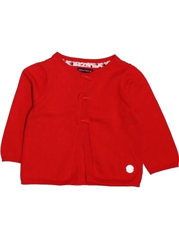 Chaleco niña SERGENT MAJOR rojo 6 meses verano #1511875_1
