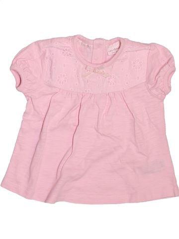 Camiseta de manga corta niña NEXT rosa 6 meses verano #1511894_1