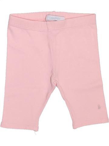 Legging niña OBAIBI rosa 6 meses verano #1511912_1