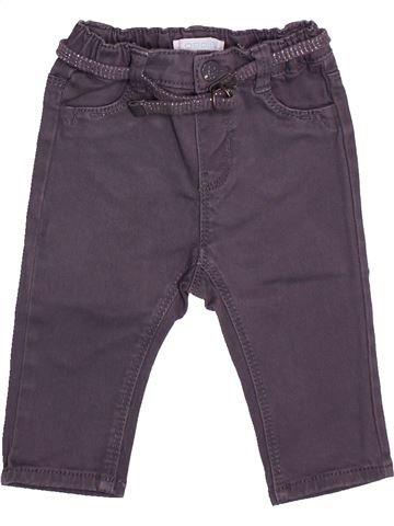 Pantalón niña OBAIBI violeta 6 meses verano #1511913_1